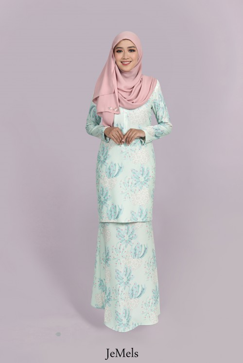 ENYAA KURUNG - MINT GREEN