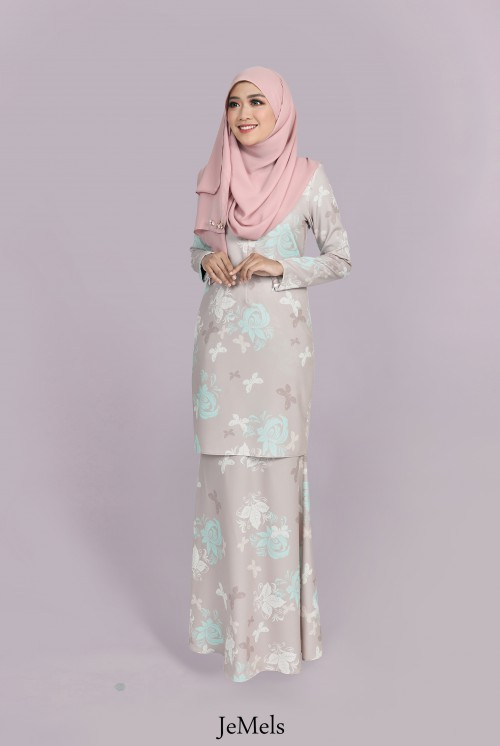 AISHAA KURUNG - NUDE BROWN